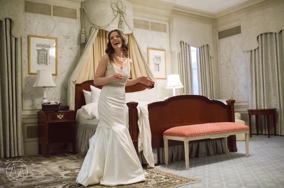 Le Méridien Dallas, The Stoneleigh wedding (1)