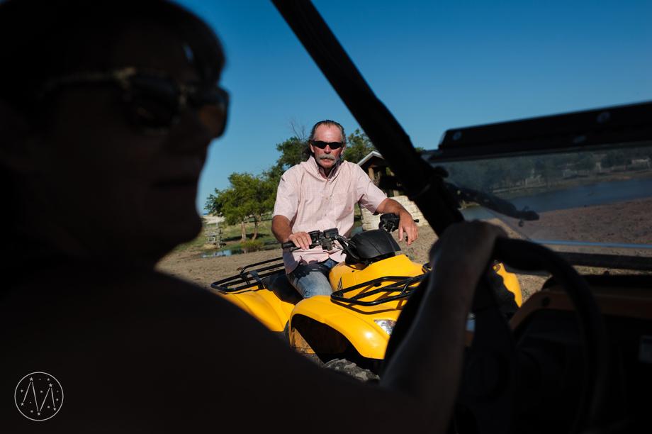 Texas Longhorn ranch family documentary in Celina TX (6)