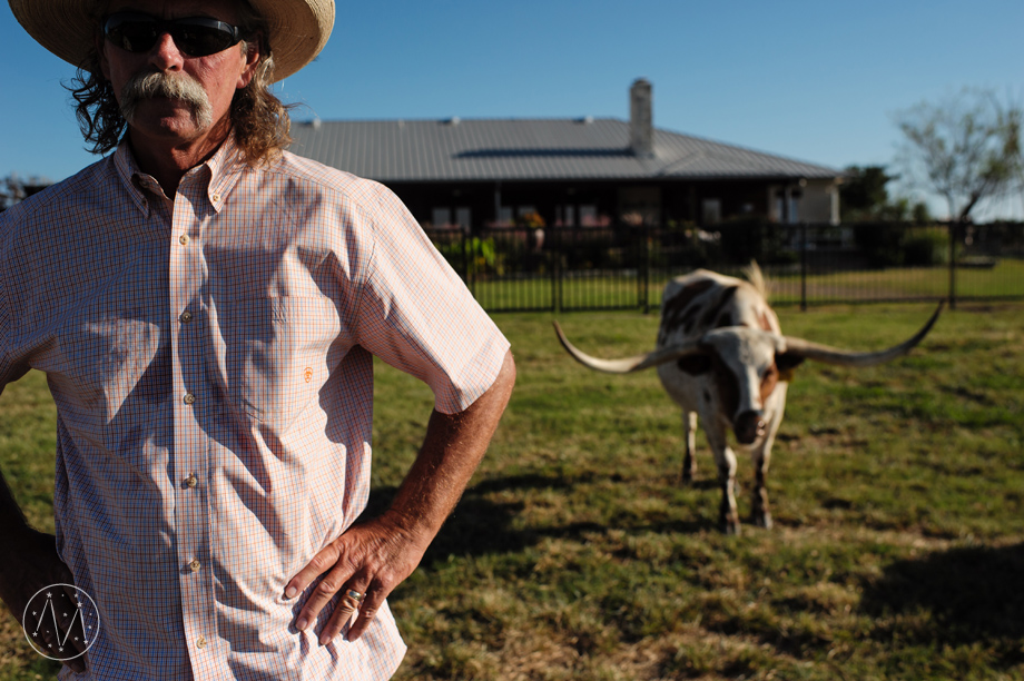 Texas Longhorn ranch family documentary in Celina TX (21)