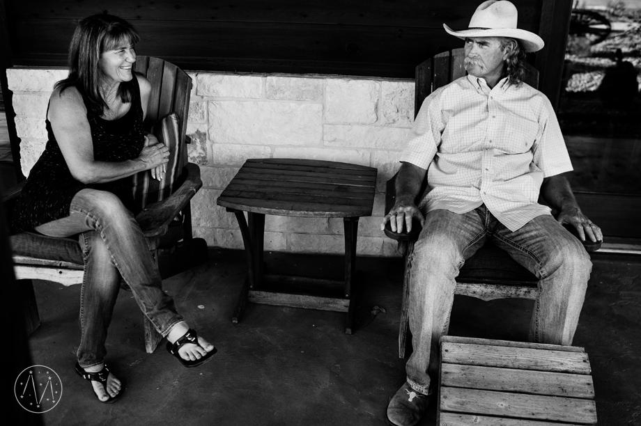 Texas Longhorn ranch family documentary in Celina TX (28)