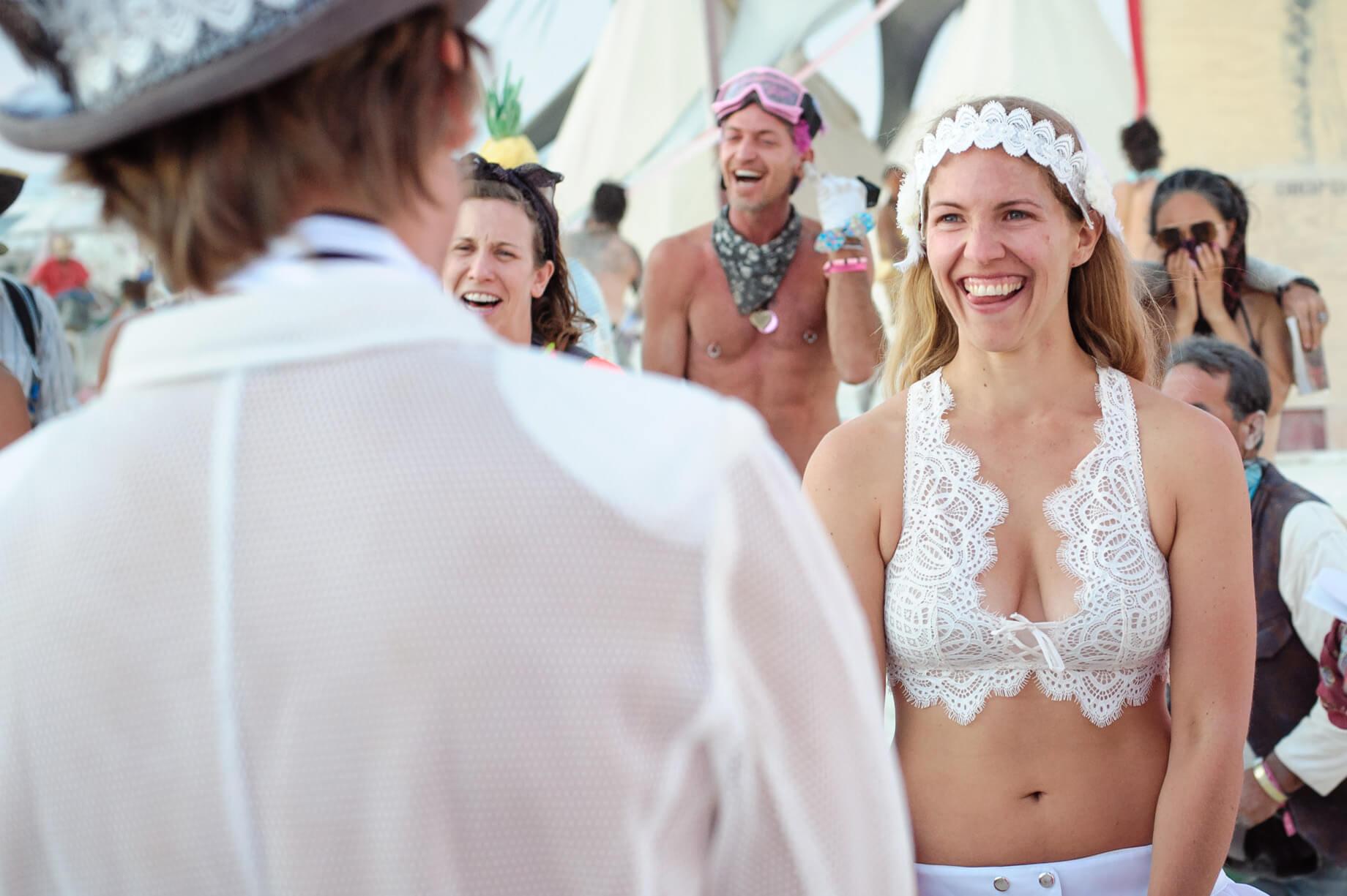 Burning Man Wedding on the Playa in Black Rock City, Nevada (9)