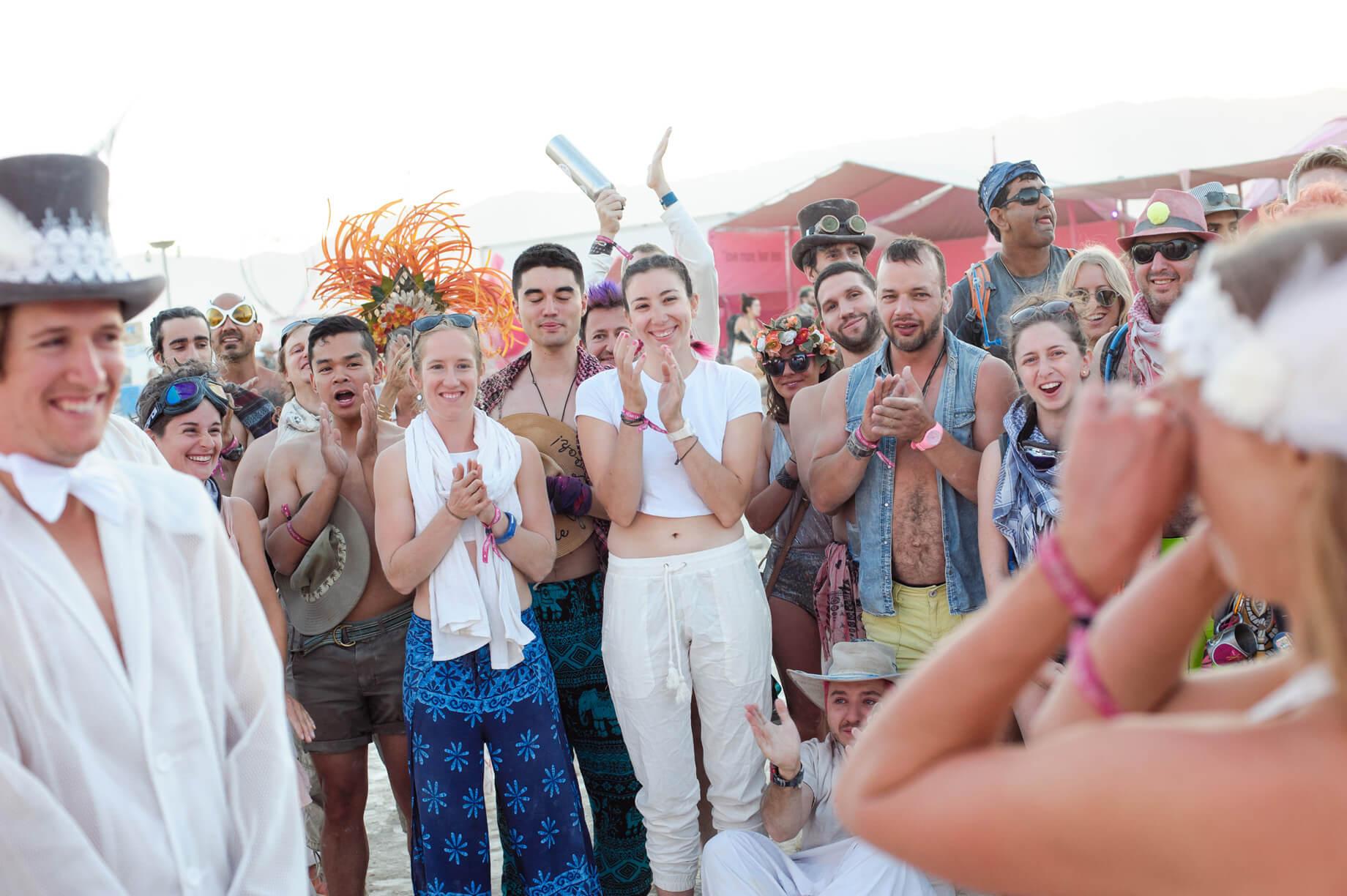 Burning Man Wedding on the Playa in Black Rock City, Nevada (10)