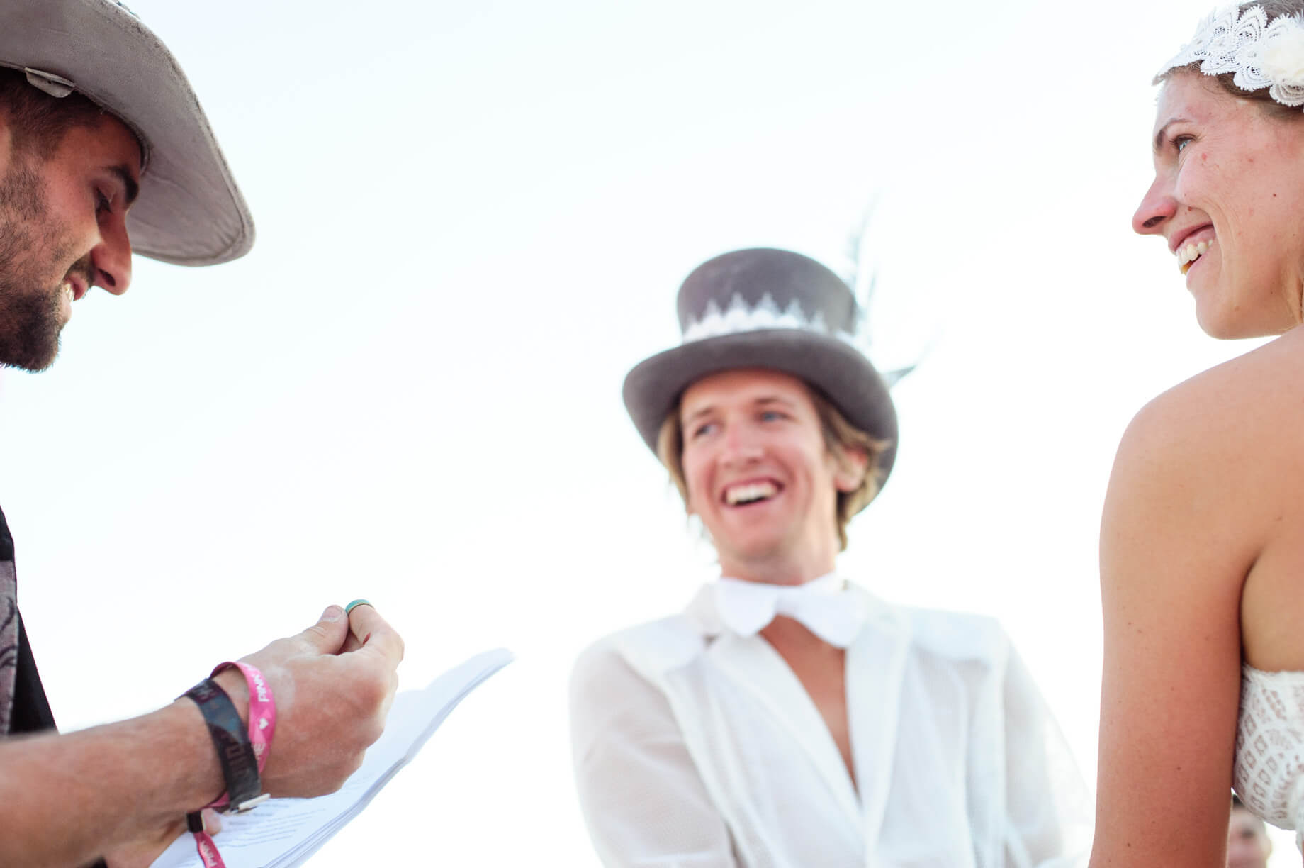 Burning Man Wedding on the Playa in Black Rock City, Nevada (19)